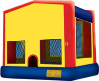 Large Module House bounce house