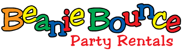 beanie bounce party rentals logo