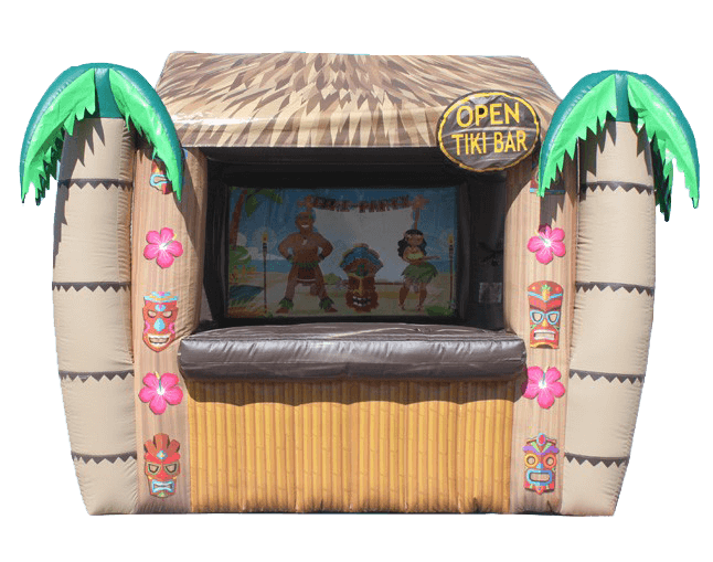 tiki bar game