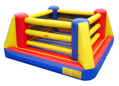 Box N Bounce inflatable