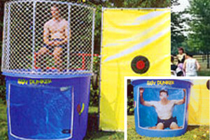 Dunk Tank water ride